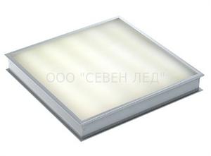Светильник светодиодный встраиваемый в гипсокартон LED-32 Вт