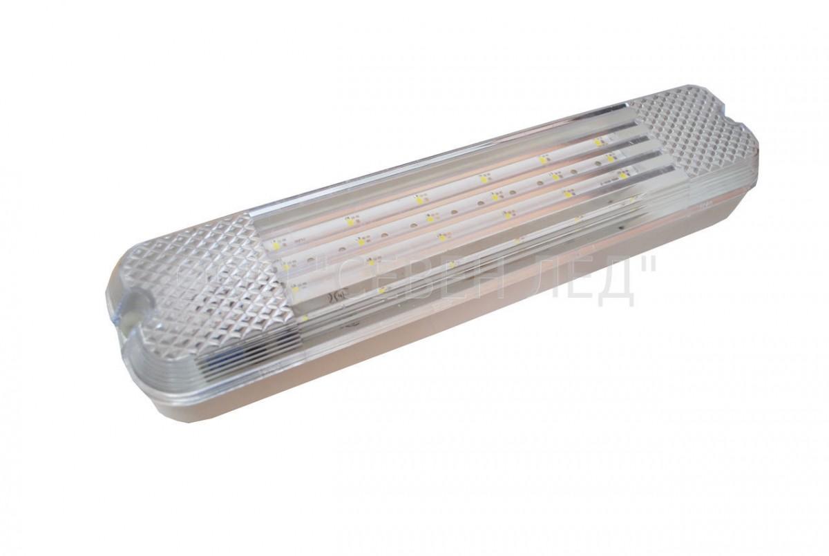 """Светодиодный светильник СПБ-12 с акустическим датчиком  """"ЛПБ"""""""