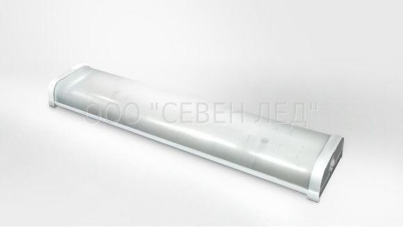 """Светильник светодиодный СПО18  """"ЛПО 2х18"""" с акустическим датчиком"""