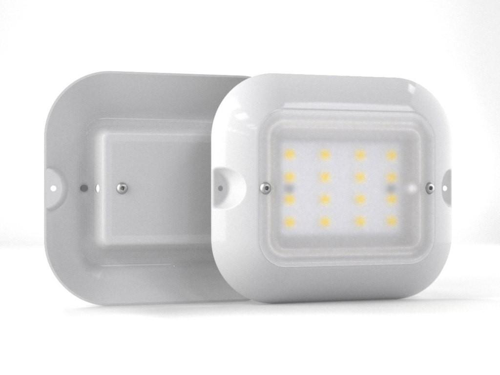 Светильник светодиодный Meduse-10 W ECO, низковольтовый 12, 24, 36, 48, 110 В
